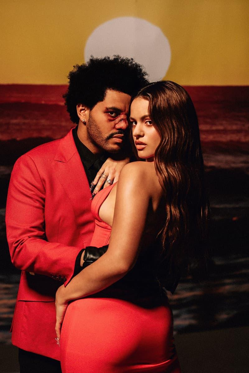 The Weeknd Rosalía Blinding Lights Remix Best New Music December 2020
