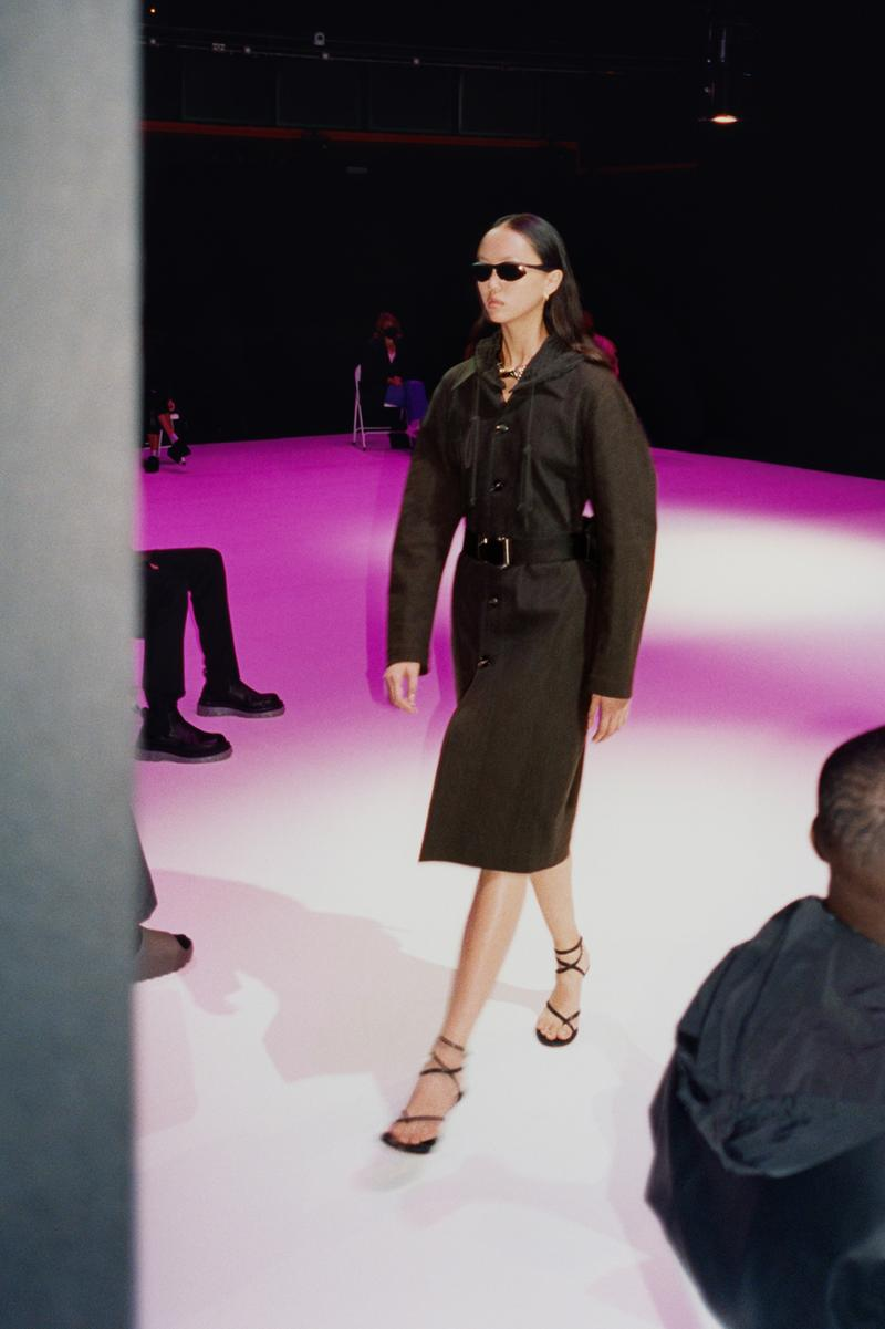 Bottega Veneta Spring/Summer 2021 Salon 01 Collection Show