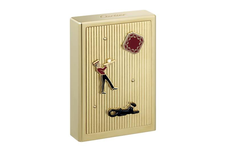 cartier luxury home objects decor collection holiday christmas diabolo fragrance kit