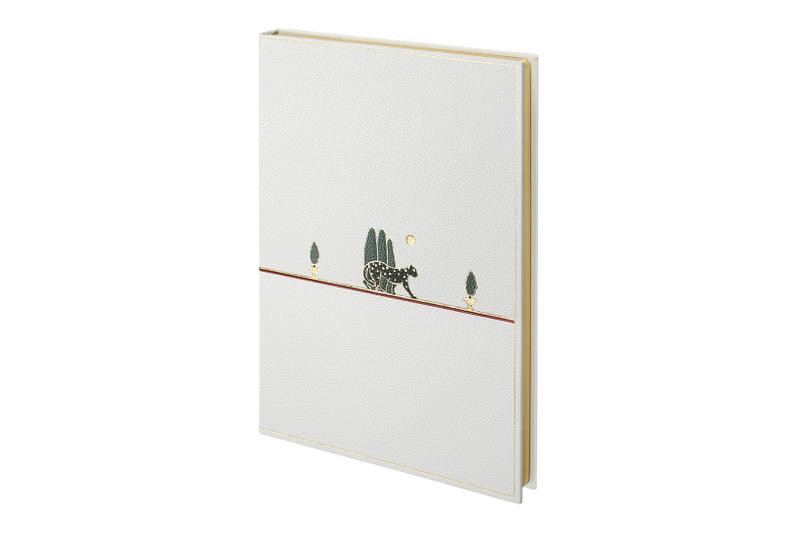 cartier luxury home objects decor collection holiday christmas planner diary notebook