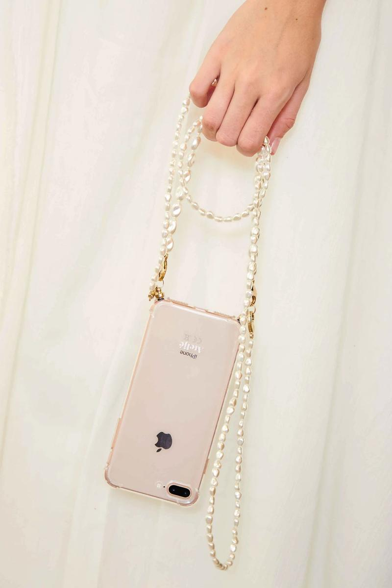 best crossbody wearable phone cases straps accessories atelje pearls