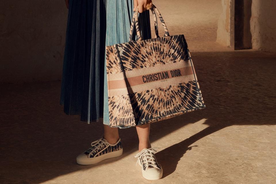 Dior Cruise 2021 Tie-Dye Logo Bags | HYPEBAE