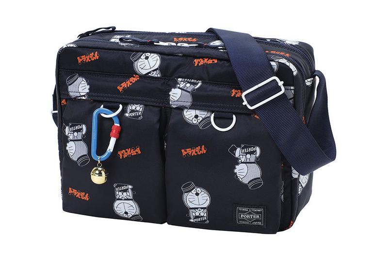 Doraemon x PORTER Bag Collaboration Collection Wallet