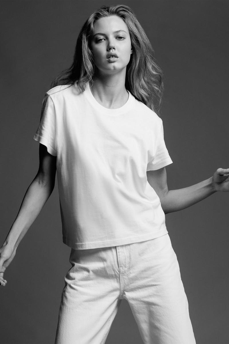 fm669 farm to market road basics essentials luxury cotton t-shirts cropped tank tops lindsey wixson