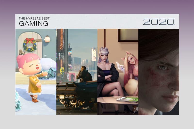 best video games gaming cyberpunk 2077 animal crossing k-da league of legends the last of us part ii