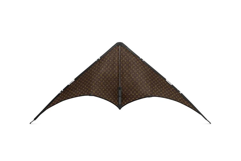 louis vuitton monogram kite outdoor accessory mens spring summer 2019 collection brown