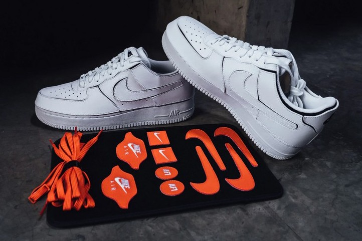 Determinar con precisión raqueta maíz  Nike to Drop Customizable Air Force 1/1 Sneakers | HYPEBAE