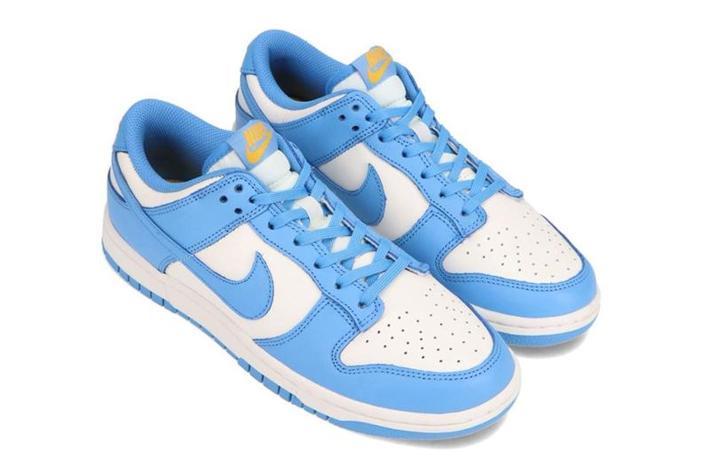 nike dunk low new colorway 2021 release coast sky blue white