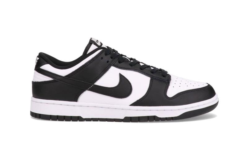 nike dunk low new colorway 2021 release black white
