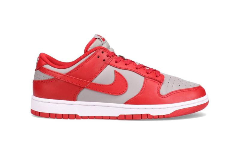 nike dunk low new colorway 2021 release unlv red light gray grey