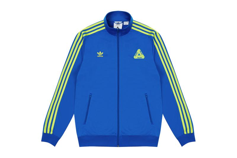 palace skateboards holiday drop 5 adidas originals tracksuits blue jackets release when to buy