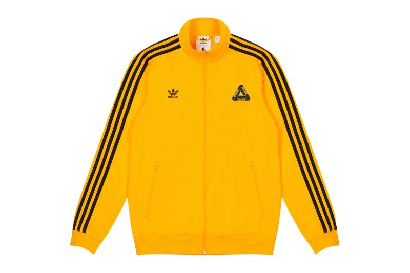 palace skateboards holiday drop 5 adidas originals tracksuits yellow jackets release when to buy