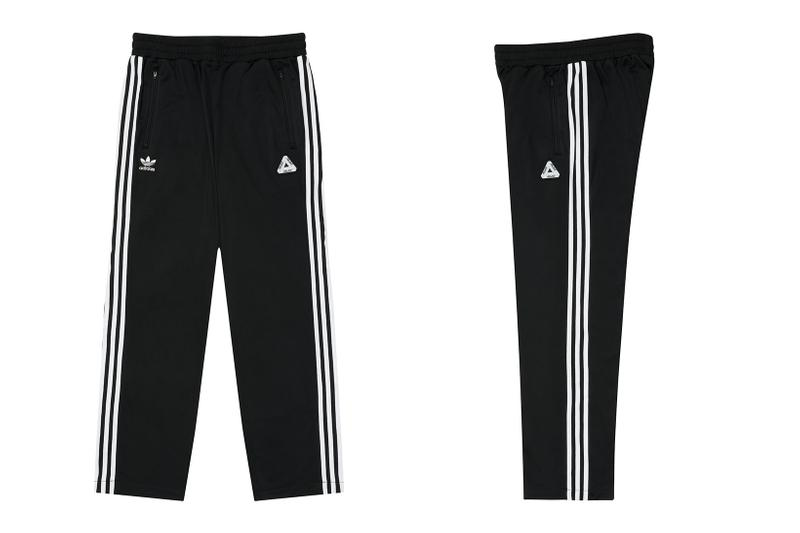palace skateboards holiday drop 5 adidas originals tracksuits black pants release when to buy