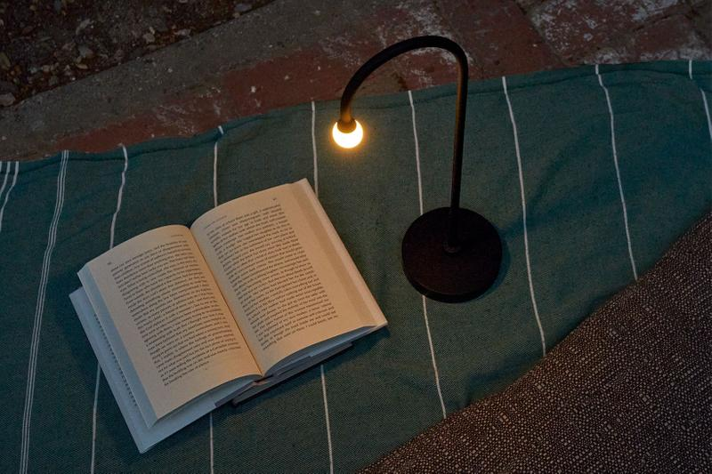 arca portable lamp philippe malouin matter made led light minimalist home design price