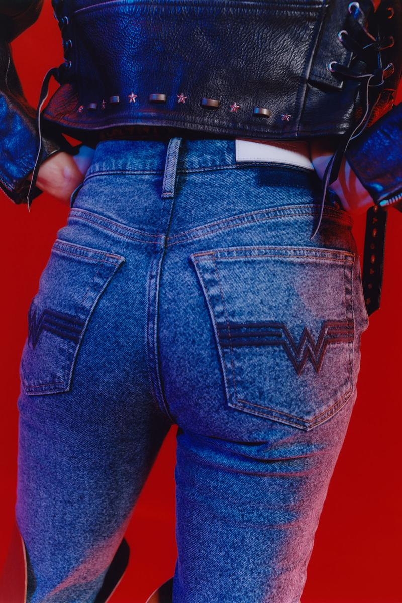 re done wonder woman 1984 collaboration outerwear jackets hoodies tees