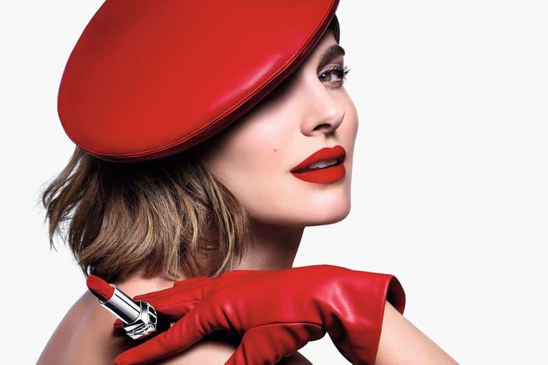 rouge dior satin lipsticks makeup peter philips