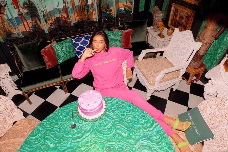 Sarah Bahbah Lazy Cake Loungewear Muse Sweatsuit