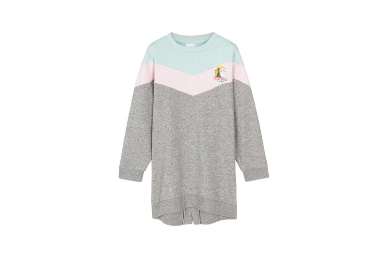 Skechers x Sailor Moon Crystal Collaboration Collection Hoodie T-Shirt