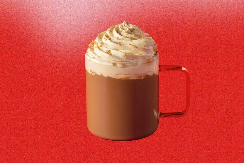 Starbucks Holiday Drinks Menu Matcha x Matcha White Chocolate Latte Frappuccino Japan