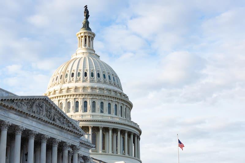 United States Capitol Building Washington D.C.