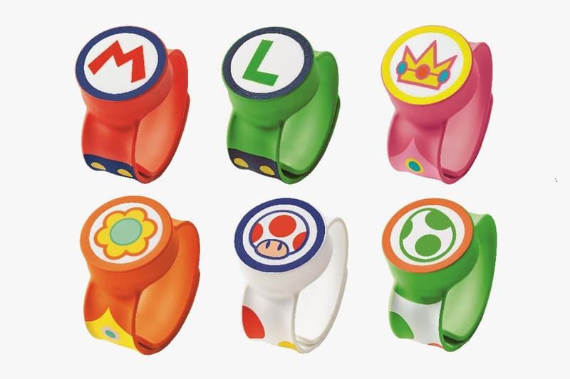 super nintendo world osaka japan theme park opening official look power up wristband