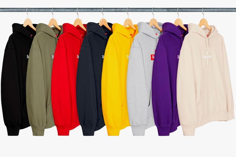 Supreme Doubles Box Logo For Fw20 Week