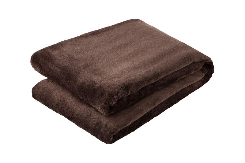 uniqlo heattech blankets winter bedding warm beige gray brown sleep home