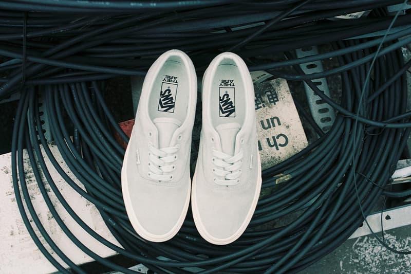 vans suwukou lunar new year of the ox collaboration era sneakers sneakerhead footwear shoes