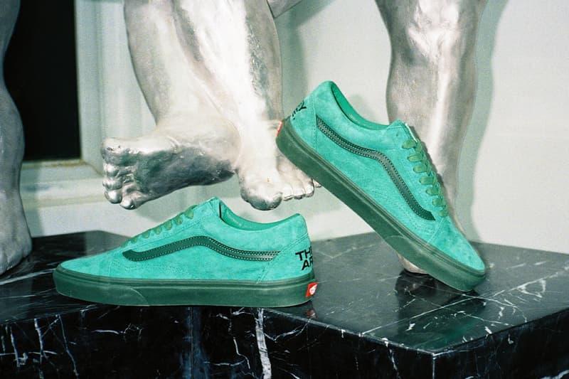 vans suwukou lunar new year of the ox collaboration old skool sneakers sneakerhead footwear shoes