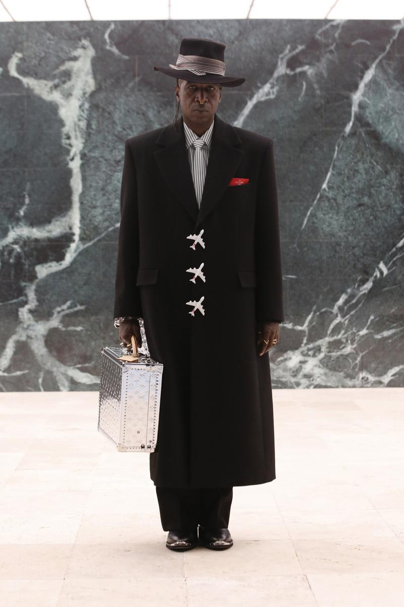 Virgil Abloh Louis Vuitton Men's Fall/Winter 2021 Menswear Collection References Fashion Collection Inspiration