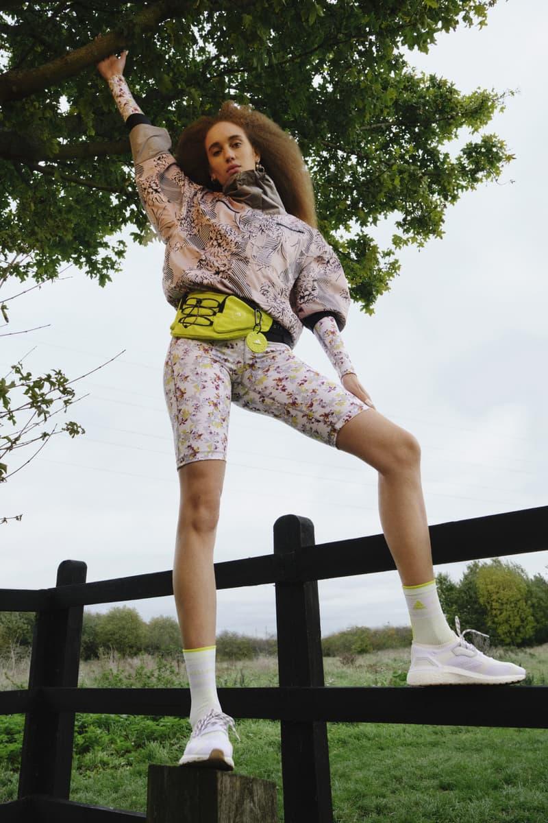 adidas by Stella McCartney Spring/Summer 2021 Collection Campaign FUTUREPLAYGROUND