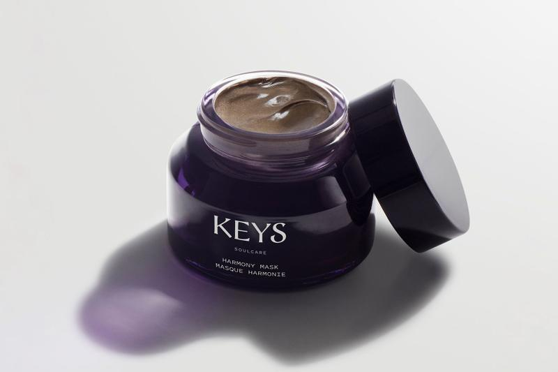 alicia keys soulcare skincare full collection harmony face mask