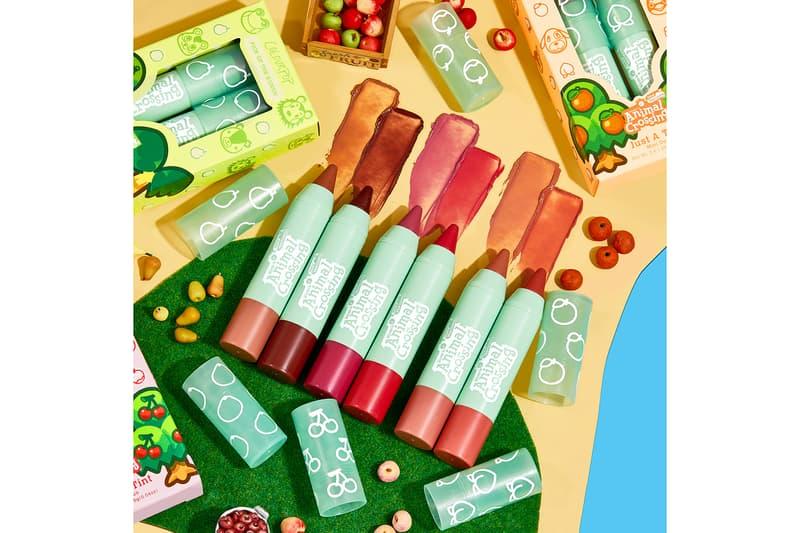 Animal Crossing New Horizons x ColourPop Makeup Collaboration Collection Lip Tint