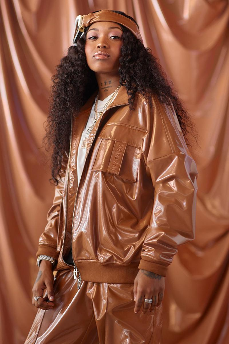 Beyoncé IVY PARK x adidas ICY Collection Hailey Bieber