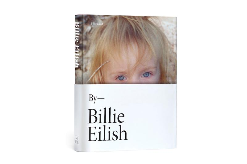 billie eilish photography book personal life career story launch