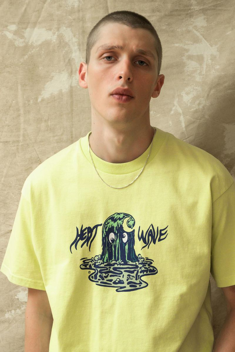 carhartt wip spring summer 2021 ss21 collection lookbook logo graphic t-shirt