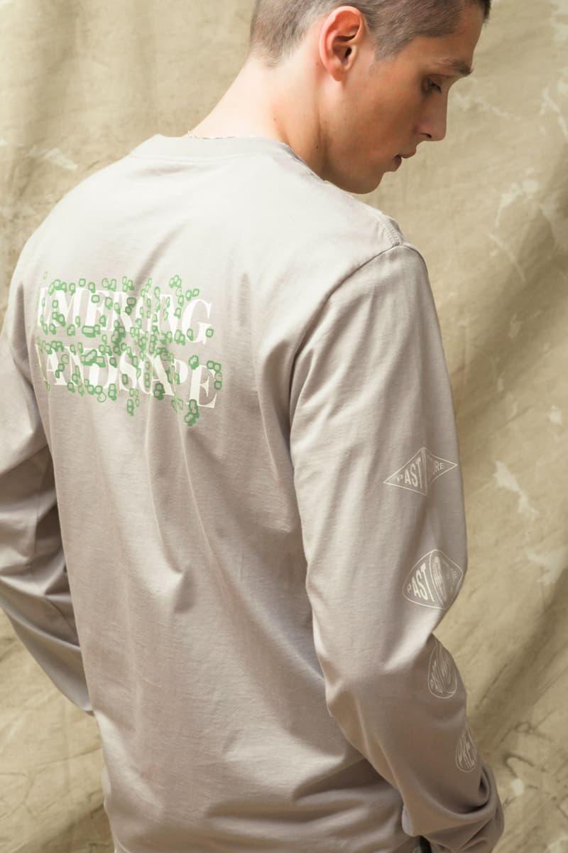 carhartt wip spring summer 2021 ss21 collection lookbook long sleeve t-shirt