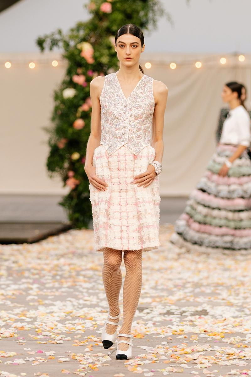 Chanel Spring Summer 2021 Haute Couture Show Collection