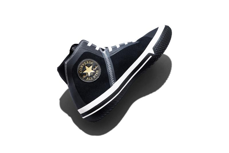 converse spring summer basketball collection high top lateral chuck taylor all star navy blue