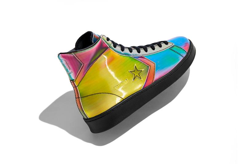 converse spring summer basketball collection high top lateral g4 low yellow pink blue