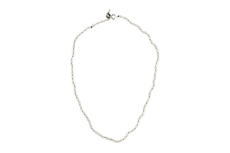 dada dheygere collaboration rice necklace jewelry accessories pearl