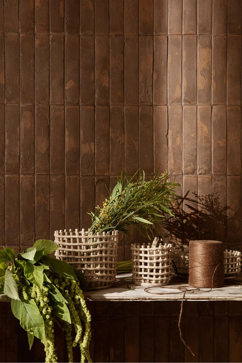 ferm living spring summer ss21 pre collection outdoor poetry furniture homeware ceramic plant holder vase