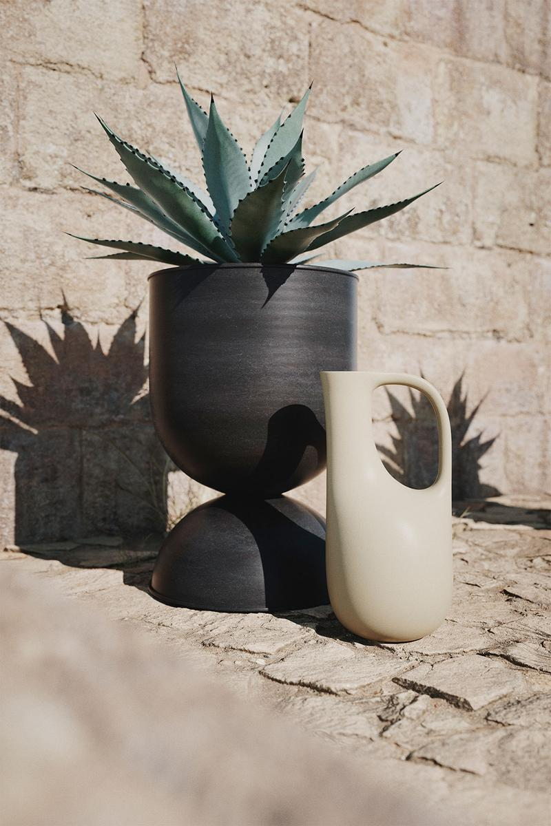 ferm living spring summer ss21 pre collection outdoor poetry furniture homeware plant vase watering can