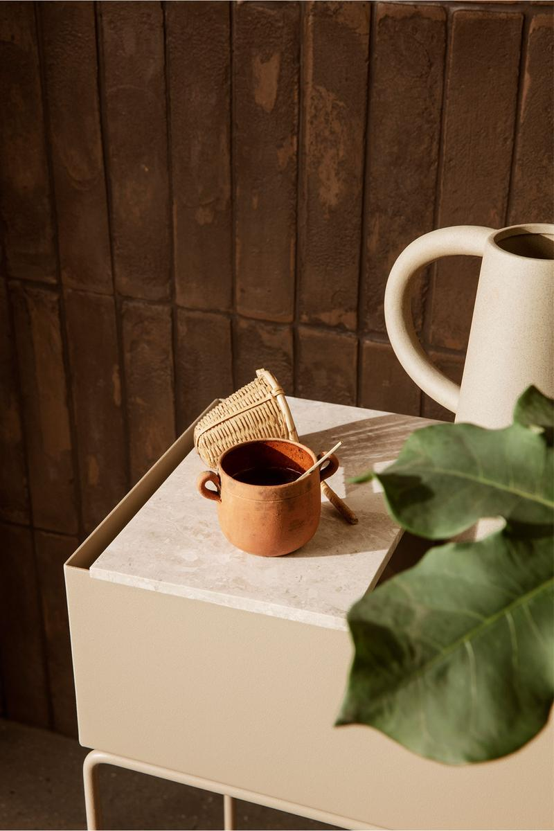 ferm living spring summer ss21 pre collection outdoor poetry furniture homeware watering can plants cup