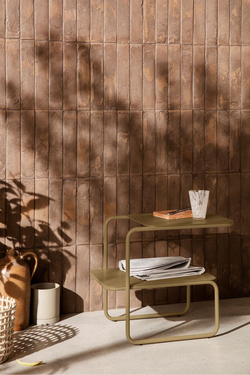 ferm living spring summer ss21 pre collection outdoor poetry furniture homeware side table level
