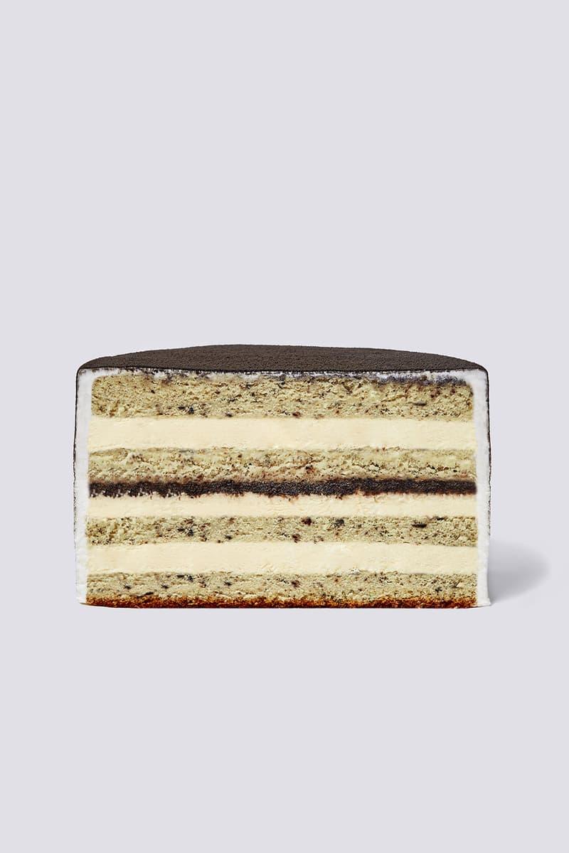 nudake gentle monster dessert brand seoul flagship cake fog white black gradient