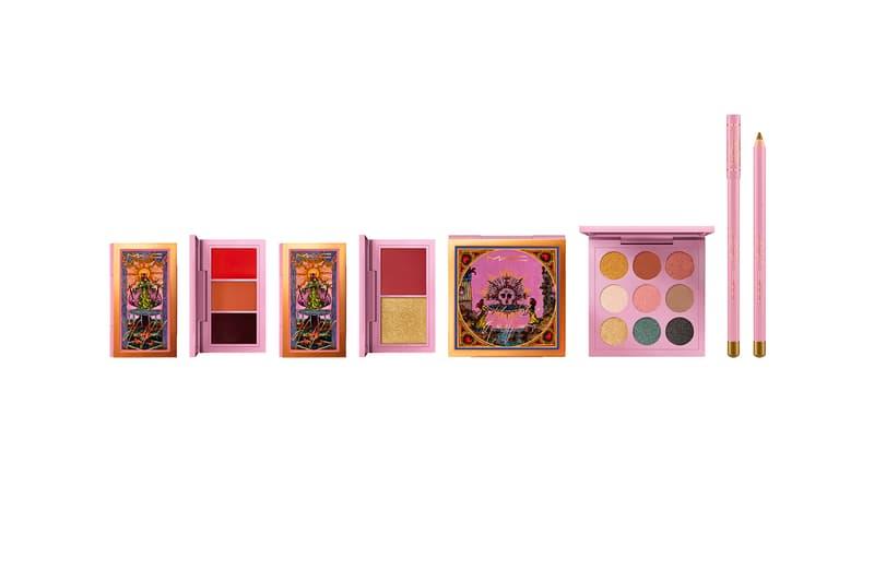 Harris Reed x MAC Cosmetics Makeup Collaboration Collection Gender Fluid Eyeshadow Lipstick