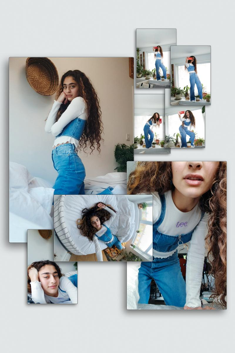 Lee x H&M Sustainable Denim Capsule Collection Fashion Recycled Cotton