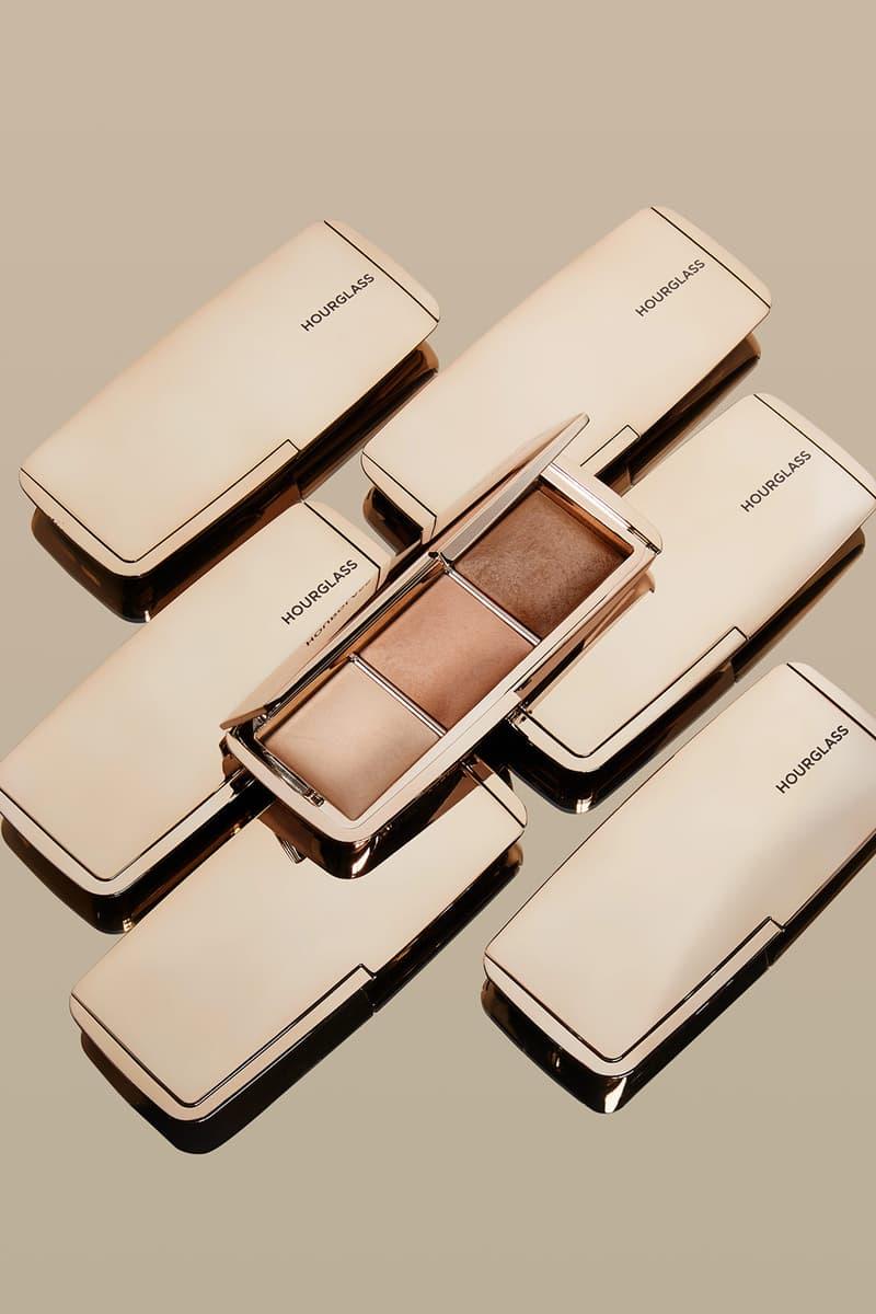 hourglass ambient lighting palette volume ii highlighter makeup