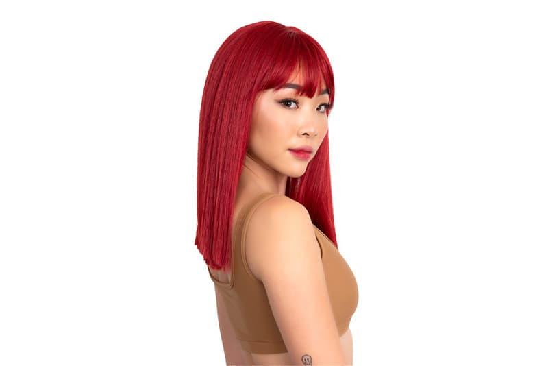 Insert Name Here K-Pop Wig Hair Charlie Black Pink